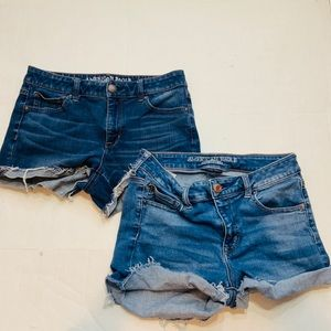 American Eagle High Rise Shorts Lot